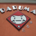 Photo taken at Daruma by Fabio S. on 1/4/2013
