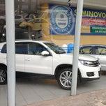 Photo taken at Volkswagen Frankfurt by Carlos P. on 8/17/2013
