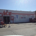 Photo taken at Ace Hardware by Stephanie S. on 4/14/2013