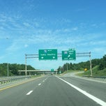 Photo taken at I-76 Exit 234 - I-680 Youngstown by Anthony B. on 6/6/2014