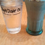 Photo taken at Pop's Diner Co. by Mike M. on 7/21/2013