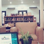 Photo taken at Perpustakaan Nasional RI by Sekar Ayu L. on 6/21/2014