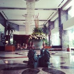 Photo taken at Grand Sahid Jaya by Jun Y. on 3/3/2013