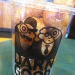 Photo taken at Einstein Bros Bagels by Dylan M. on 9/30/2012