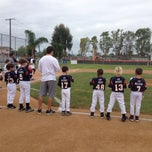 Photo taken at Huntington Valley Little League by Aimee W. on 4/2/2014