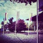 Photo taken at Rodahal Kerkrade by Kelly B. on 10/12/2012