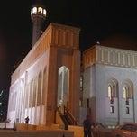 Photo taken at جامع أبي بكر الصديق by Ayman B. on 5/21/2014