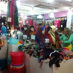 Photo taken at Muaz Textile by Miss D. on 3/8/2013