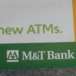 Photo taken at M&T Bank by J V. on 7/30/2013