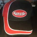 Photo taken at Kum & Go by Kahuna Matata on 6/1/2013