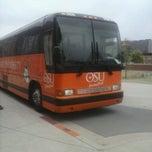 Photo taken at Multimodal Transportation Terminal by Lyndon D. on 4/17/2014
