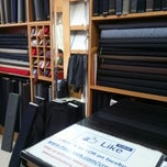 Photo taken at Crown Tailor by KS on 11/4/2013