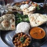 Photo taken at Mount Everest Restaurant by Katie B. on 9/2/2013
