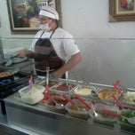 Photo taken at Restaurante Companhia do Sabor by Valteir S. on 2/4/2013