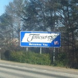 Photo taken at Georgia/Tennessee State Line by Wesley S. on 2/24/2013