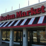 Photo taken at Boston Market by Wesley S. on 10/25/2012