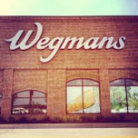 Photo taken at Wegmans by Amy C. on 6/29/2013