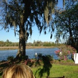 Photo taken at Magnolia Plantation and Gardens by Kristin M. on 4/6/2013