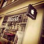 Photo taken at iWorld by Ilya A. on 3/10/2013