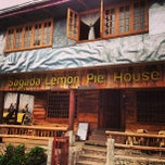Photo taken at Lemon Pie House by Marvz B. on 7/19/2013