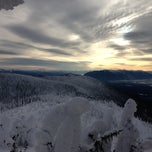Photo taken at Whitefish Mountain Resort by Jim F. on 1/19/2013