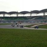 Photo taken at Sepang International Circuit (SIC) by al0n9 on 4/7/2013