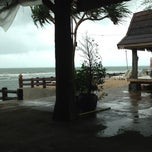 Photo taken at Blue Andaman Lanta Resort by Kemal K. on 7/3/2013