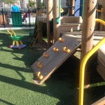 Photo taken at Presidio Heights Playground by Krystal P. on 12/20/2012
