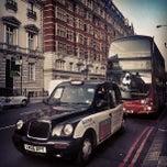 Photo taken at Knightsbridge by Radim S. on 7/11/2013