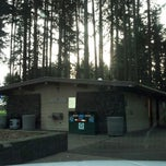 Photo taken at Baldock Rest Area N/B by Matt K. on 3/17/2013