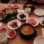 Photo taken at 두대문집 by sunim h. on 2/15/2015
