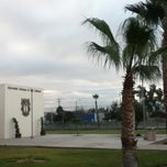 Photo taken at Universidad Autónoma de Baja California Campus Tijuana by Tatoo L. on 11/30/2012