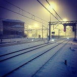 Photo taken at Stazione Novate Milanese by Jacopo F. on 12/14/2012