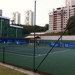 Photo taken at Quadra do Batata by Eduardo F. on 11/21/2012