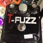 Photo taken at Austin Vintage Guitars by Eric T. on 10/6/2012