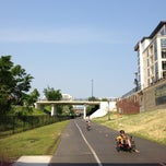 Photo taken at The Midtown Greenway by ak310i on 6/30/2013