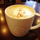Photo taken at Starbucks Coffee アピタ四日市店 by shin g. on 4/6/2013