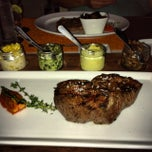 Photo taken at Chophouse Miami by Will C. on 12/15/2013