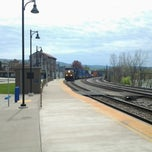 Photo taken at Amtrak - Connellsville (COV) by Tim B. on 4/26/2014