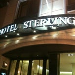 Photo taken at Hotel Sterling by Jumong ᆞ. on 2/18/2013