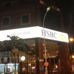 Photo taken at HSBC Bank by Sam K. on 12/21/2012