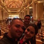 Photo taken at Venetian Concierge by Jose R. on 5/6/2014
