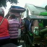 Photo taken at Pasar Anyar by Sarah Z. on 1/5/2013