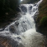 Photo taken at Datanla Waterfall by Alicia L. on 1/1/2013