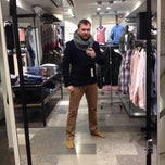 Photo taken at Jack & Jones by Maksim M. on 10/17/2013
