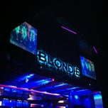 Photo taken at BLONDIE by David V. on 1/3/2013