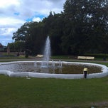 Photo taken at Stadsparken by Dmytro G. on 7/10/2013