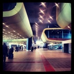 Photo taken at Stazione Roma Tiburtina by Francesca M. on 10/31/2012
