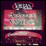Photo taken at Viejas Arena by Vince O. on 3/21/2013