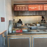 Photo taken at Chipotle Mexican Grill by Thomas F. on 3/2/2013